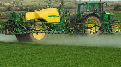'Glyphosate levels in milk no concern'