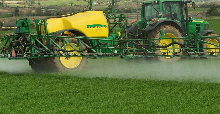 'Glyphosate levels in milk no concern'