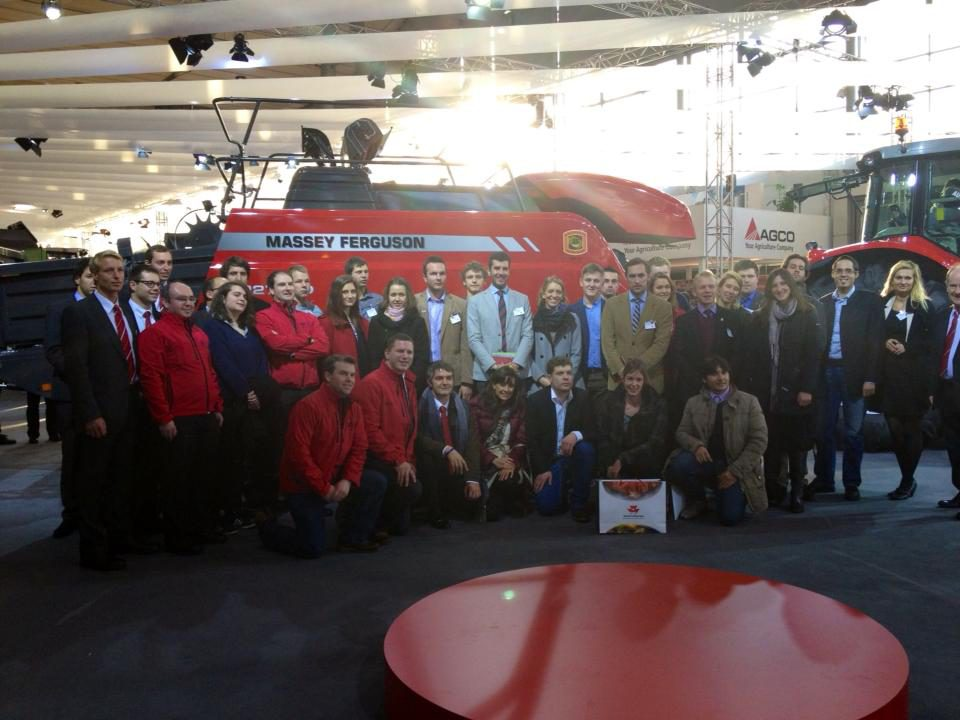 Macra take Agritechnica by storm