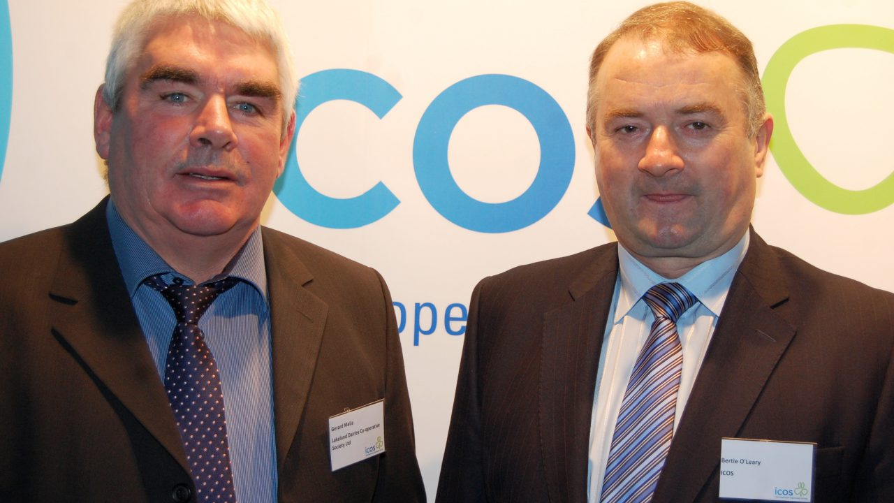 Tremendous turnout for ICOS conference