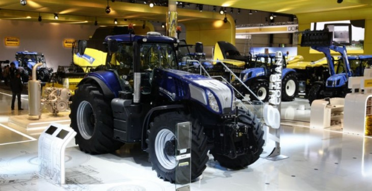 New Holland extends Blue Power Range