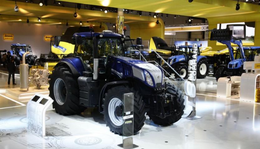 New Holland extends Blue Power Range