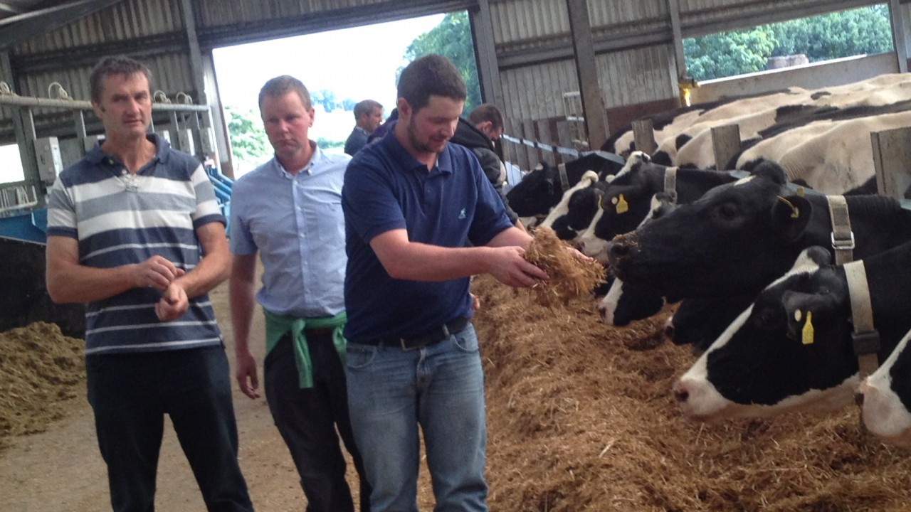 Scotland has the dairy 'wow' factor