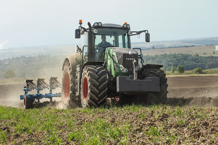 Two awards for Fendt at FIMA