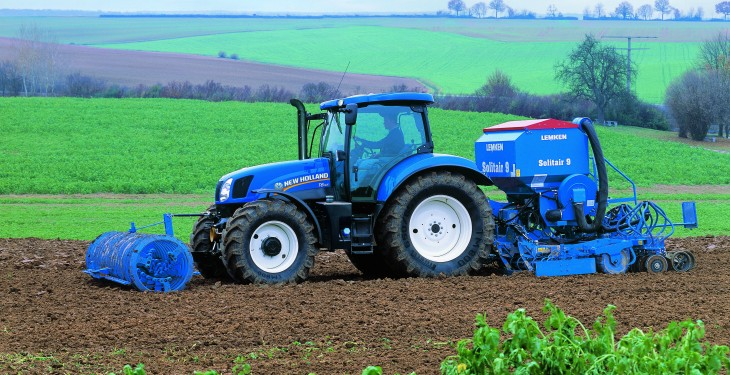 New additions from New Holland in 2013