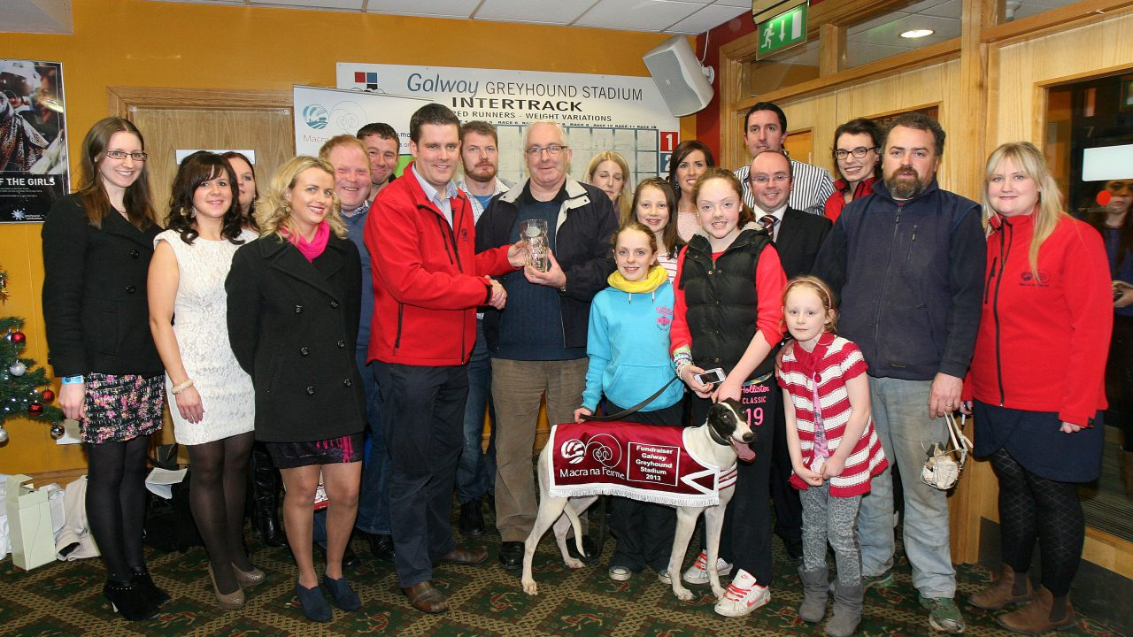 'Racing for Macra' a barking success!