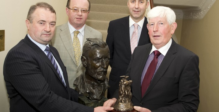 Irish co-op movement's most prestigious honour awarded to Cooleeney Cheese founder Jim Maher