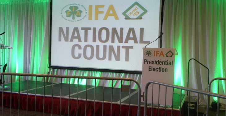 Downey still in the lead, O'Leary soars in front #IFAElections