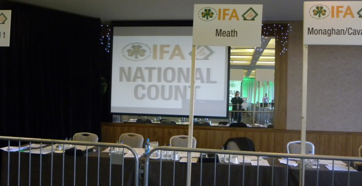 Limerick IFA to nominate candidate for Deputy President next week