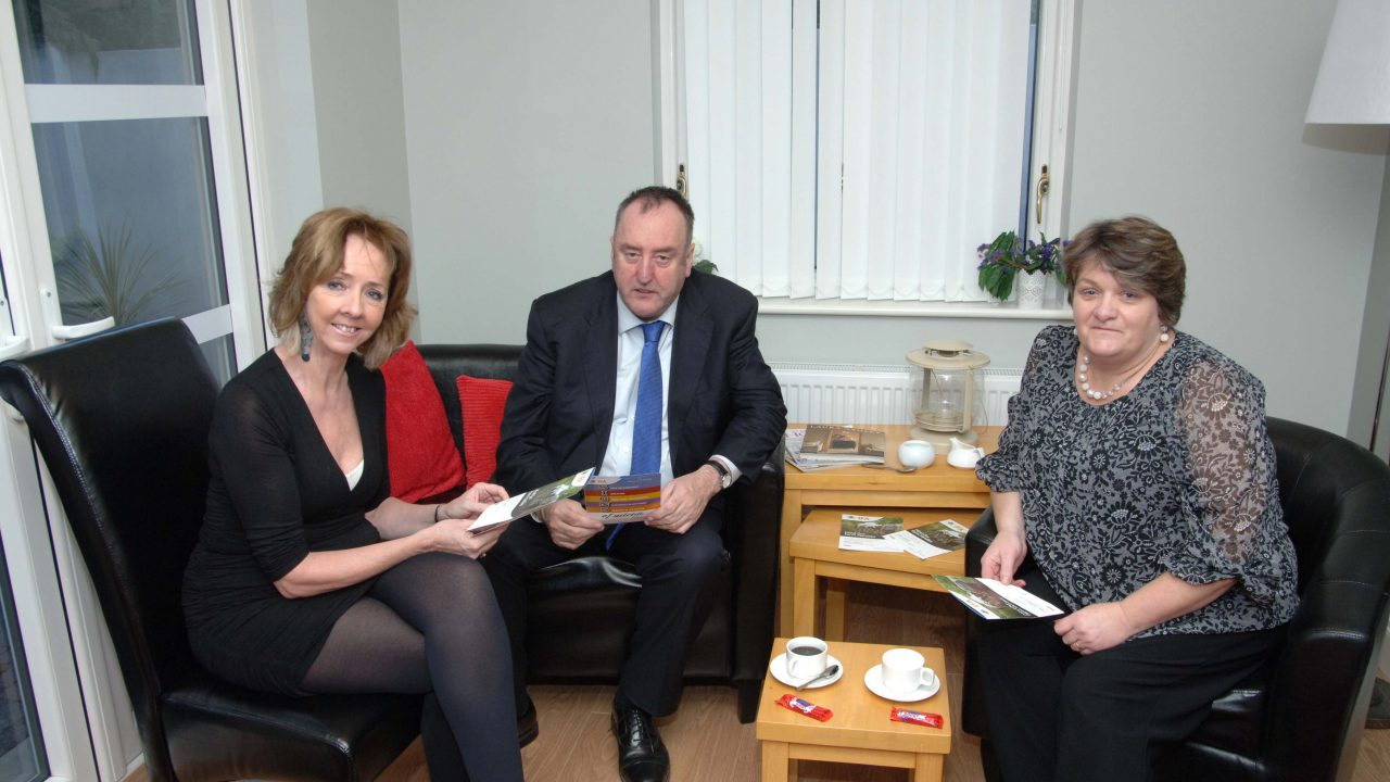 IFA, Pieta House launch rural suicide helpline supports