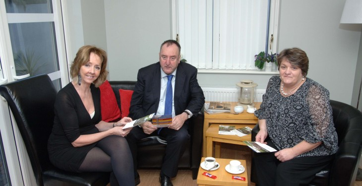 IFA, Pieta House launch rural suicide helpline supports
