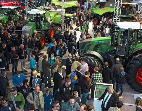 Fendt among the winners at Agritechnica