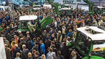 2,900 exhibitors expected at Agritechnica later this year