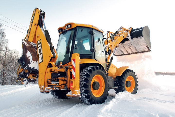 New automatic heater system for JCB