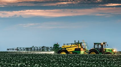 Sustainable yield machinery partnerships lead the way