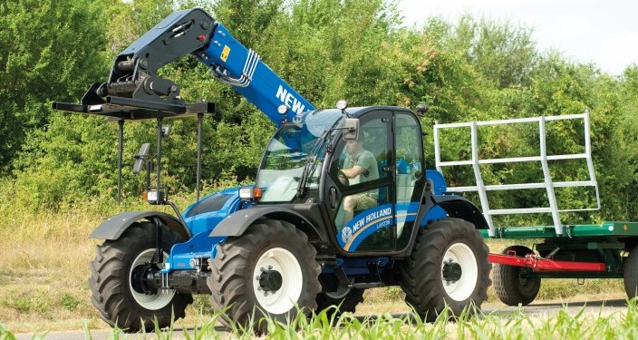 New Holland's LAMMA plans