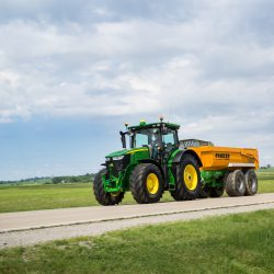 New tractor MOT rules in Northern Ireland will not affected vehicles used for agricultural purposes