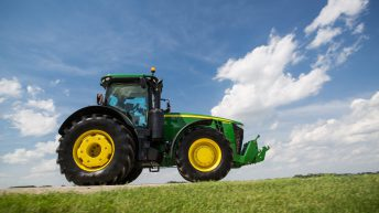 Pics: 300 horsepower tractors that would make every
