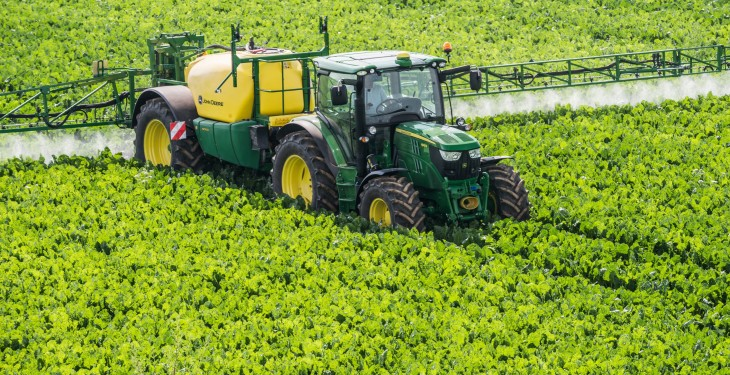 Pesticides for vegetable crops outlined
