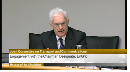 Incoming EirGrid chairman refutes conflict-of-interest claims