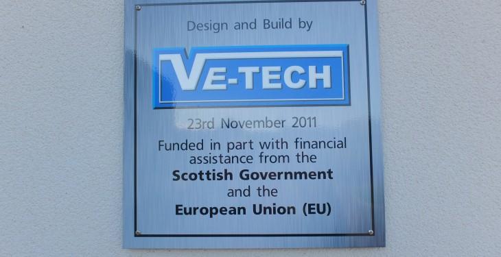 The Scottish dream: 70 per cent grant on multimillion dairy unit