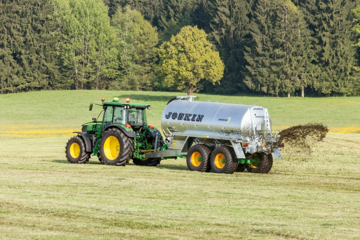 Hogan outlines how dates for spreading slurry were selected