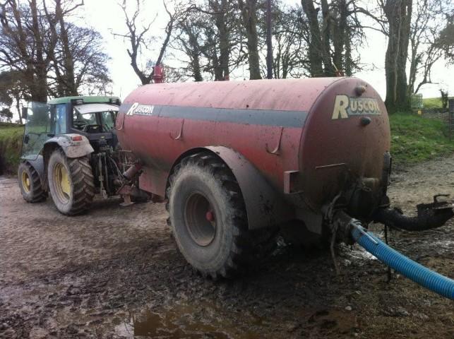Key regulations when transferring slurry between farms