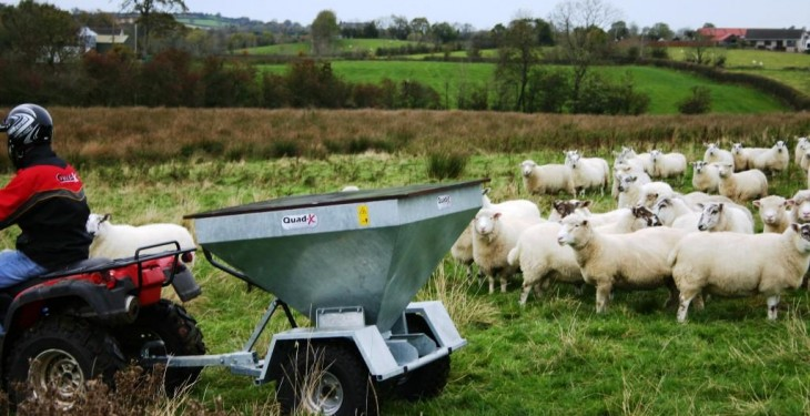 Innovative feeding products from Quad-X