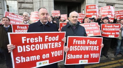 IFA takes to the streets