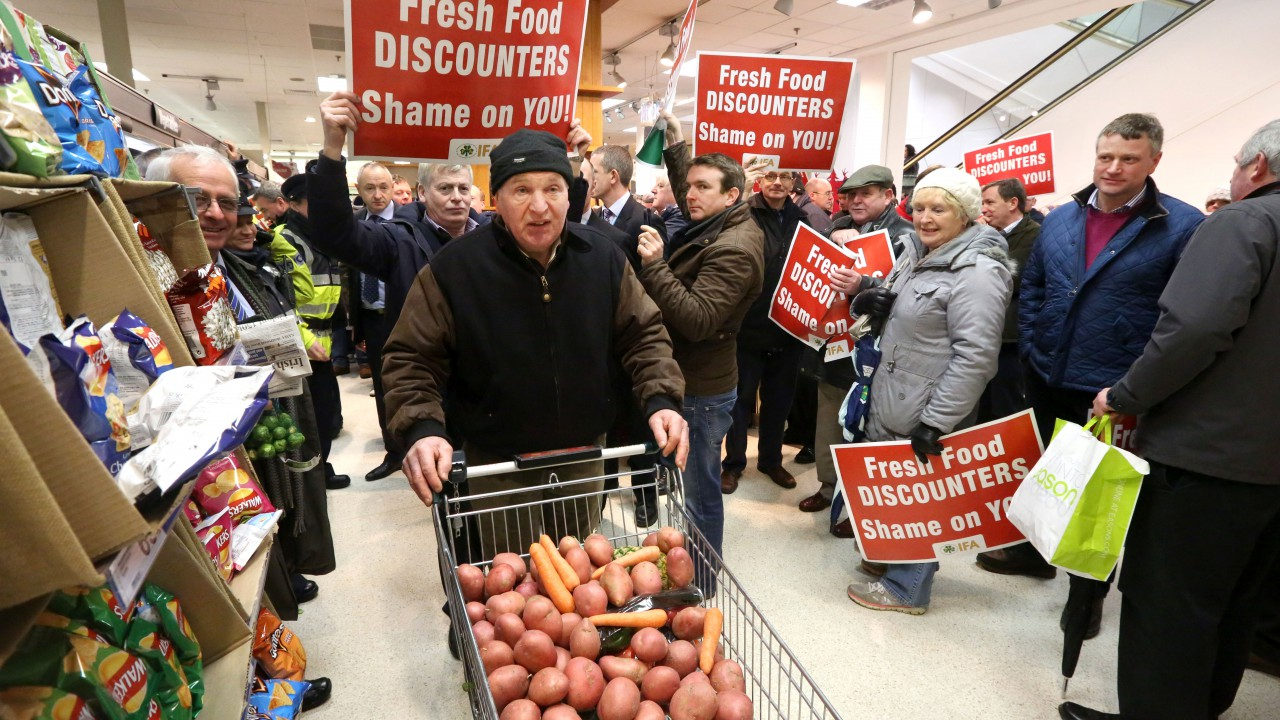 Survey shows public support for legislation on fairer prices for farmers
