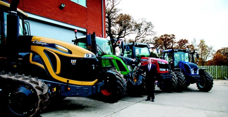 AGCO to showcase its full line up