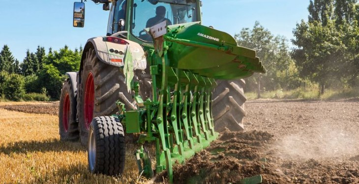 New Amazone plough to get first outing at LAMMA