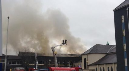 Fire breaks out in Glanbia offices in Dungarvan