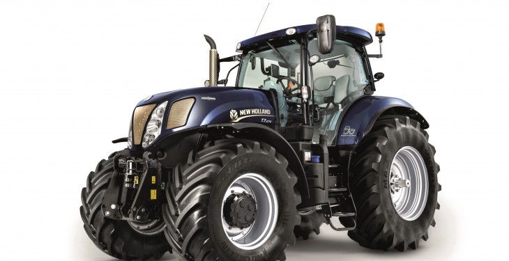 New Holland celebrates 50 years with Golden Jubilee editions