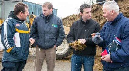 Advice on silage quality, crop yields