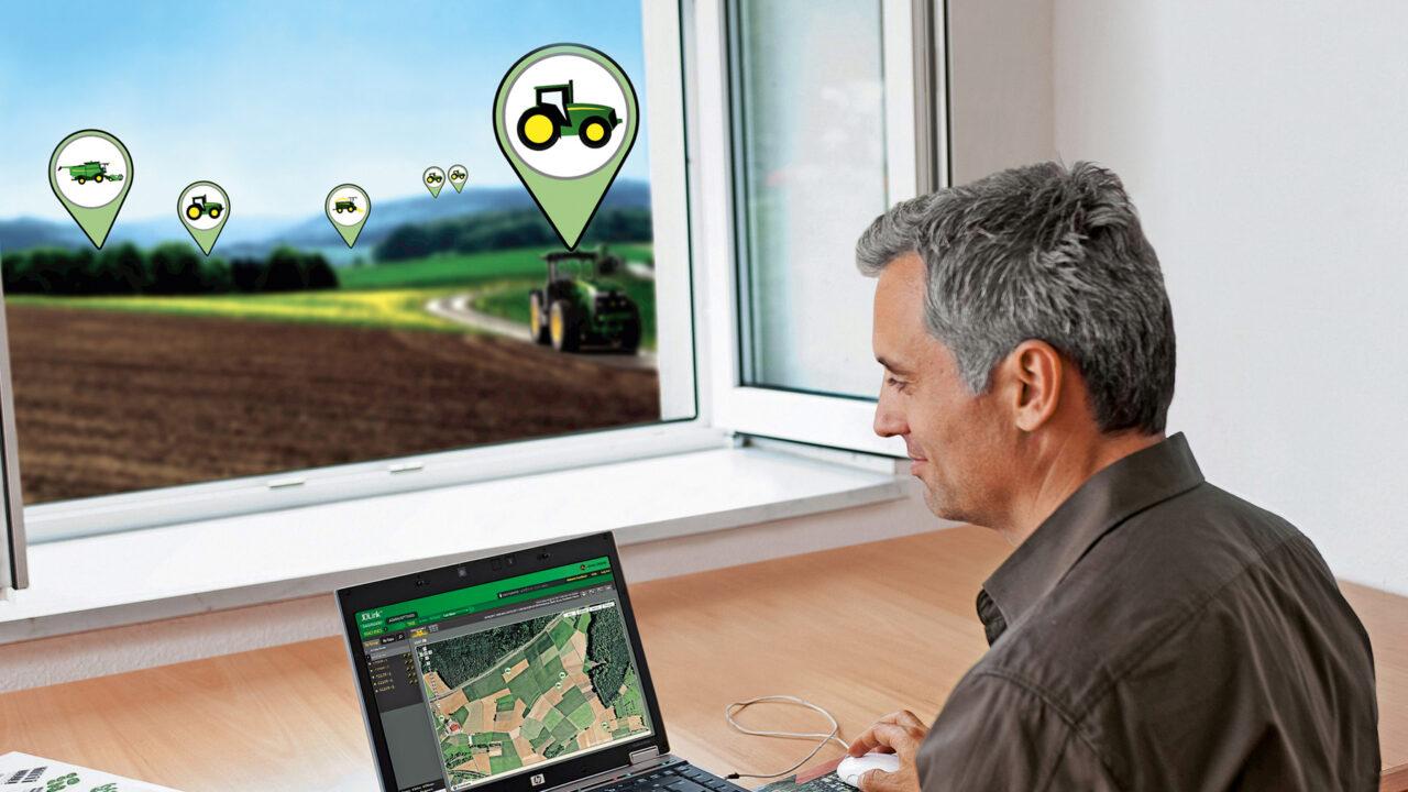 John Deere at Precision Farming 2014