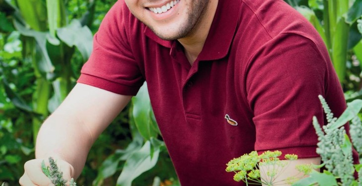 BBC TV presenter James Wong to talk plants at UCC