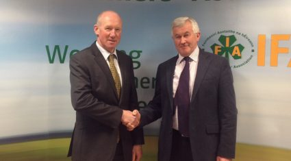 New IFA sheep chairman