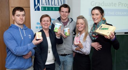 Have you got what it takes for Lakeland Dairies?