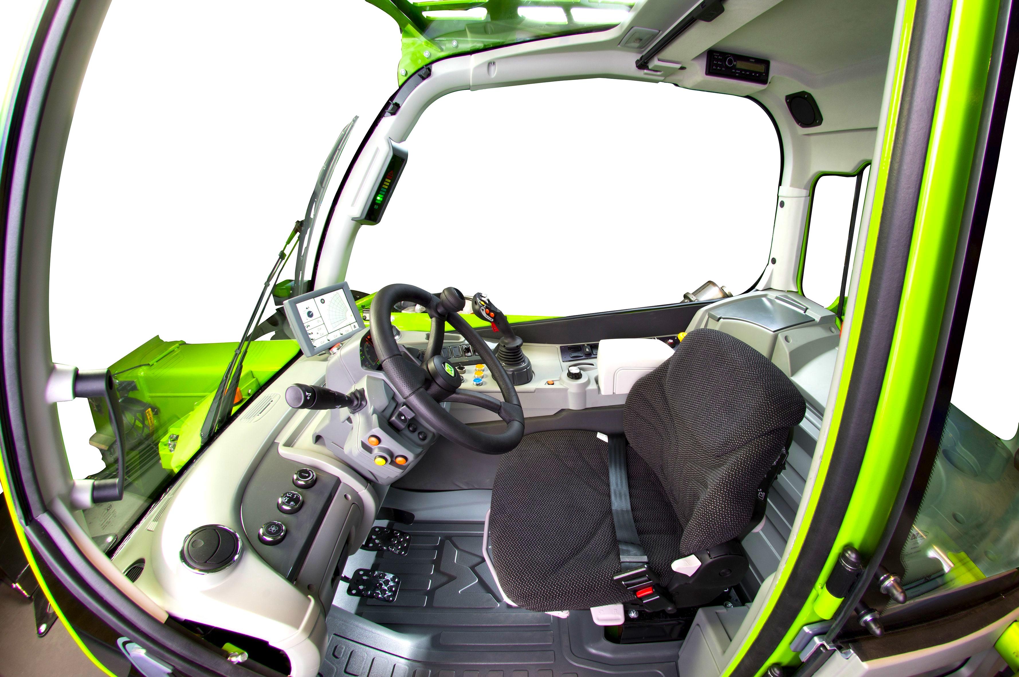 Merlo Turbofarmer 50.8 cab
