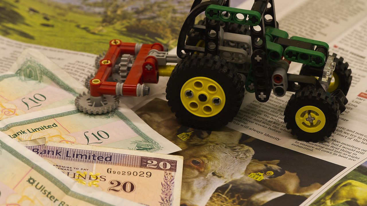 The financial risk of on-farm renewable energy projects