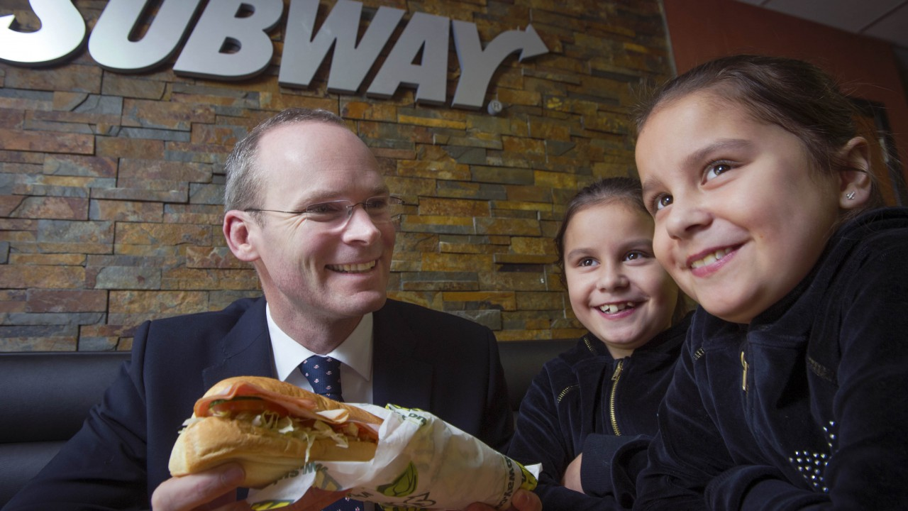 Good news for farmers in Subway expansion drive