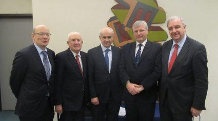 Aylward Welcomes Public Consultation on EU-US Trade Talks