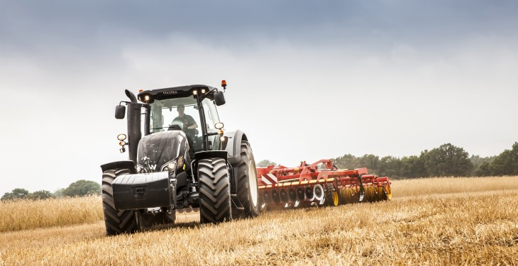 Valtra expect big yields from updated S series