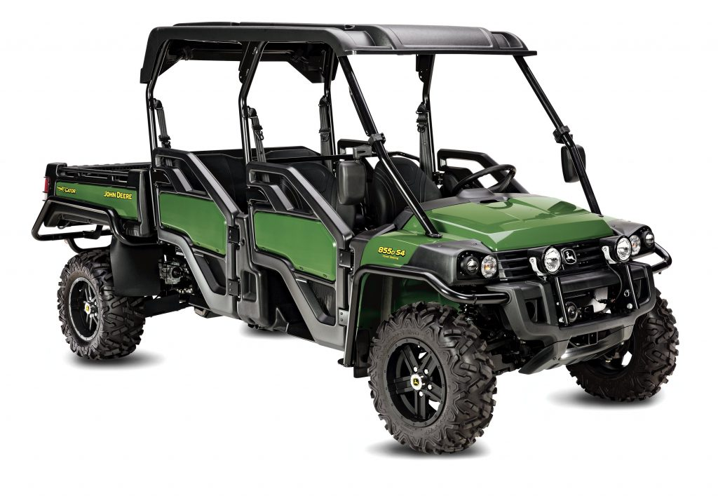 John Deere Gator Accessories >> John Deere offers interest-free finance on new Gator - Agriland.ie