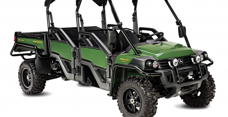 John Deere offers interest-free finance on new Gator