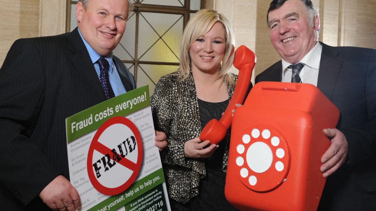 Farming anti-fraud campaign under way