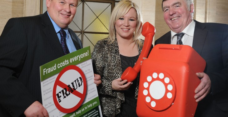 Farming anti-fraud campaign under way