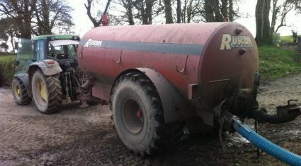 Spring slurry key for soil fertility as new season commences