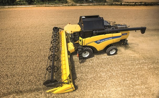 Innovation awards for New Holland Agriculture